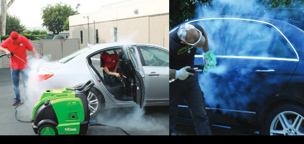 Eco Steam Car Wash